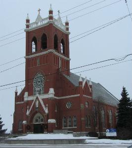 Madonna JPEGF Visitation Church