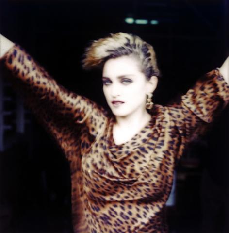 Madonna circa 1983.