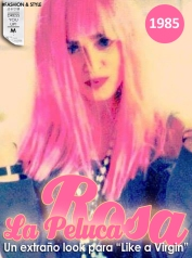 La peluca Rosa