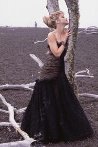 Ritts - Black Dress (1)
