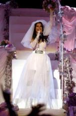 Christina Aguilera en los MTV VMA 2003