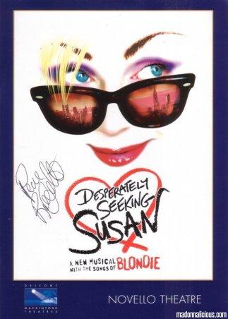 """Susan"" el musical"