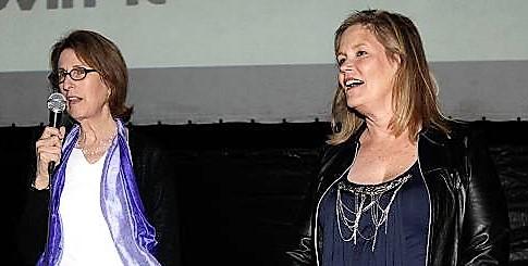 Midge Sanford y Sarah Pillsbury: productoas