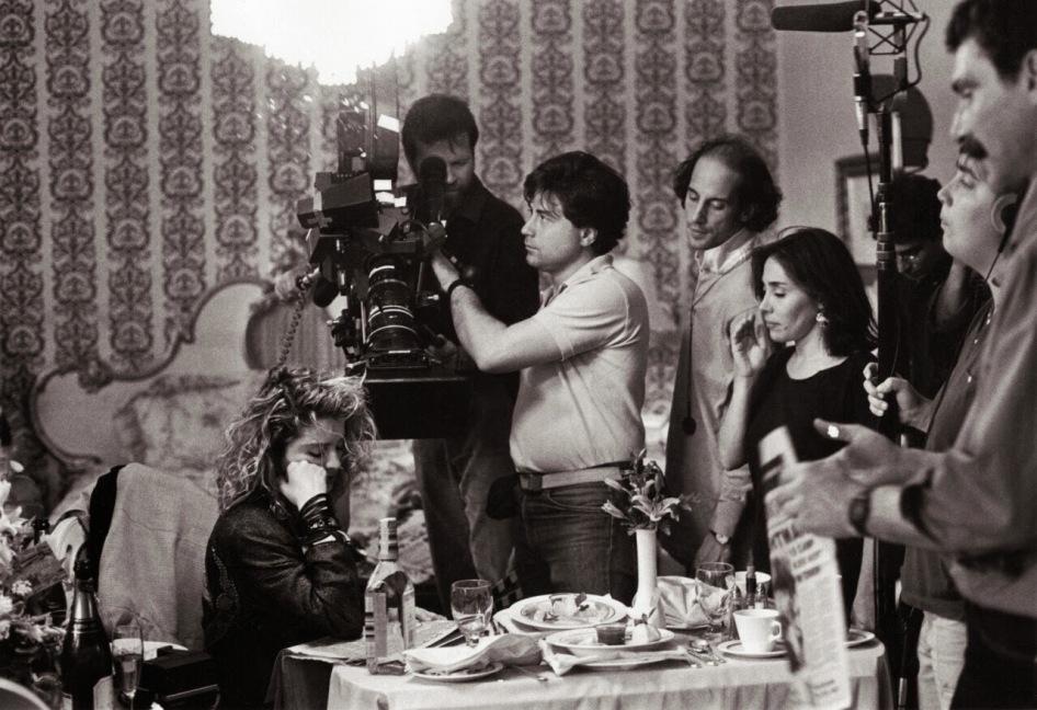 Susan - On set (22)