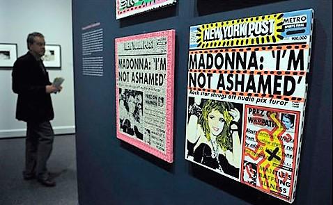 Exhibición de Warhol en Washington