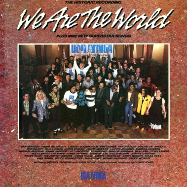 """We are the World"""