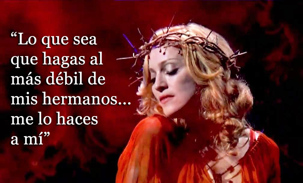 Live to Tell - Confessions Tour (4)