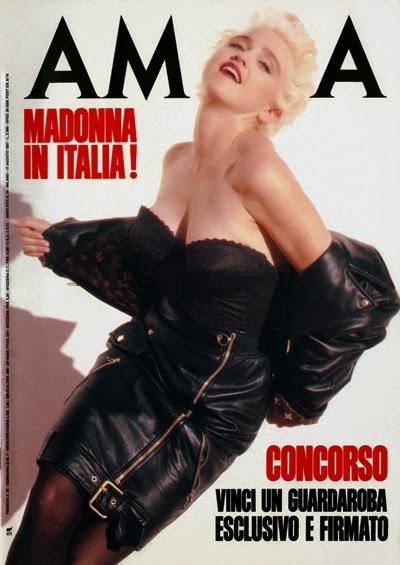 """""""Amica"""" (Italia, 1987)"""