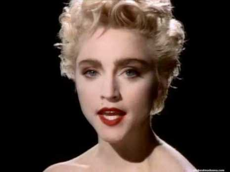 "Video ""Papa Don't Preach"""
