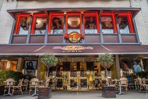 """""""Hard Rock Cafe"""" - Paris"""