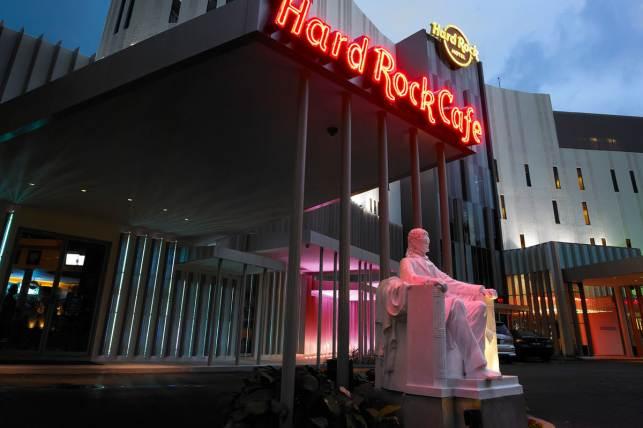"""Hard Rock Cafe Penang"" - Malasia"