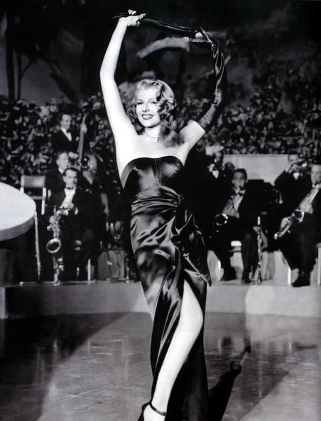 """Rita Hayworth en """"Gilda"""""""