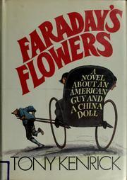 """Libro """"Faraday's Flowers"""""""