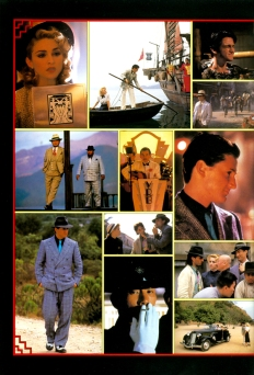 Shanghai Surprise Japan Movie Program 1986 page 19 preview 600