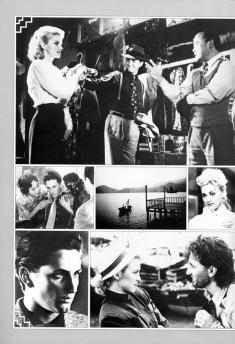 Shanghai Surprise Japan Movie Program 1986 page 9 preview 600