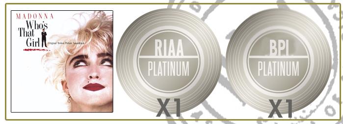 RIAA Whos