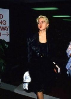 Madonna en USA