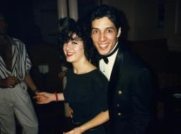 Donna DeLory y Angel Ferreira