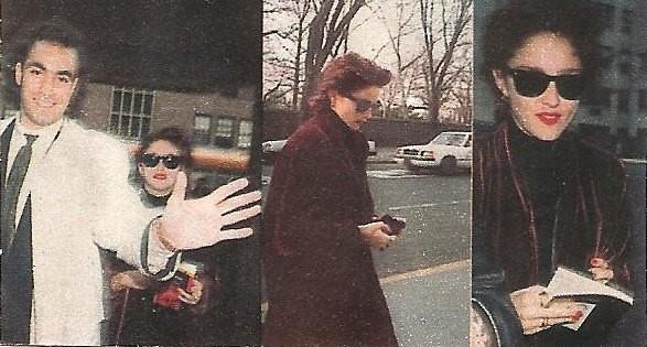 Madonna a fines de 1987