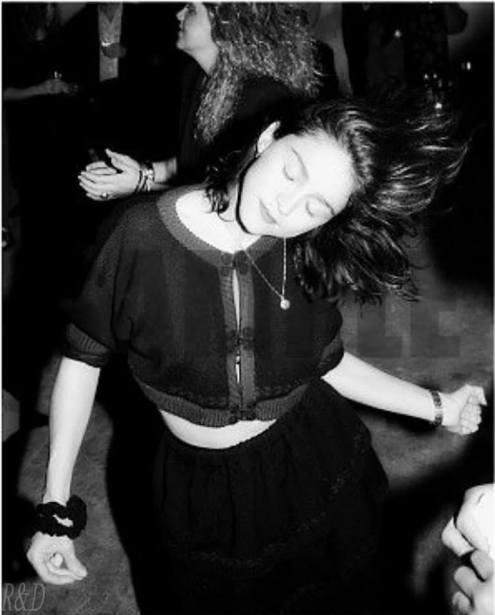 En la Klein Gallery el 1 de Febrero de 1988
