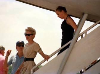 "Durante ""Who's that Girl Tour"", 1987"
