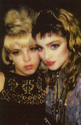 """""""The Virgin Tour"""",, 1985"""