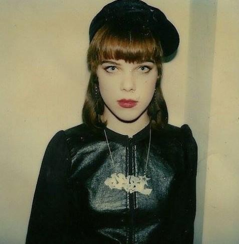 Debi Mazar 1983