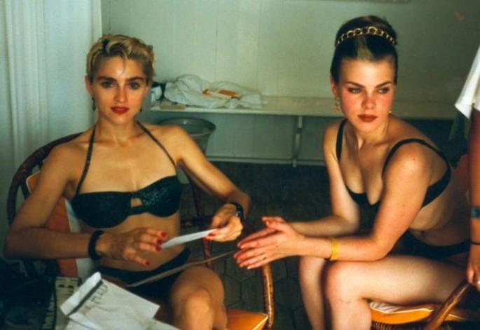 En Fisher Island, 1990