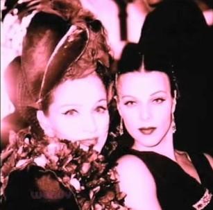 """Premiere de """"Evita"""", 1996"""