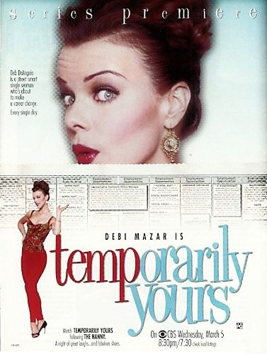 """""""Temporarily Yours"""""""