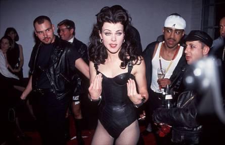 """Sex"" Book Party 1992"