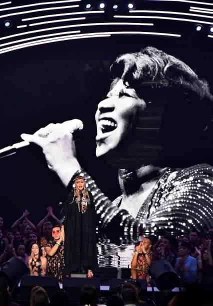 MTV VMA 2018 - Aretha (5)